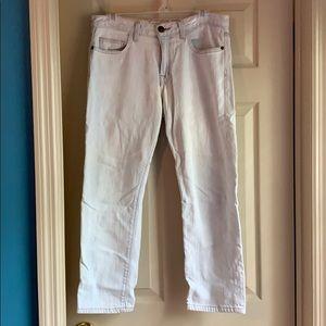 """Current/Elliott 27 light jeans 26"""" inseam"""